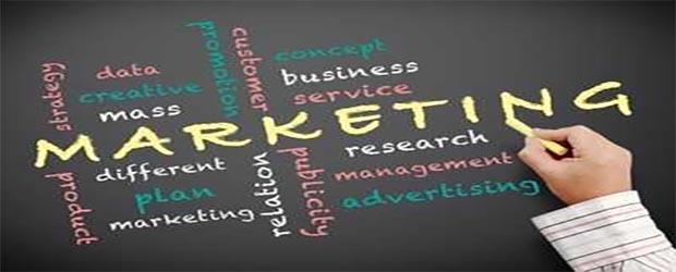 Структура службы управления маркетингом