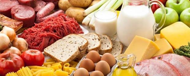 Анализ рынка продуктов питания России
