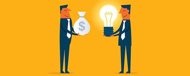 Как продать идею