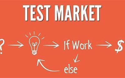 Тестирование рынка для увеличения продаж